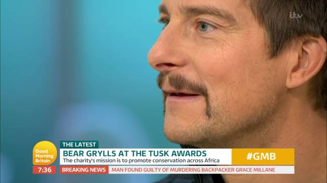 Let's get a close up. Credit: ITV