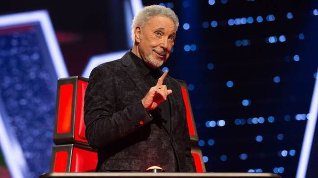 Sir Tom Jones will be back for The Voice. Credit: ITV