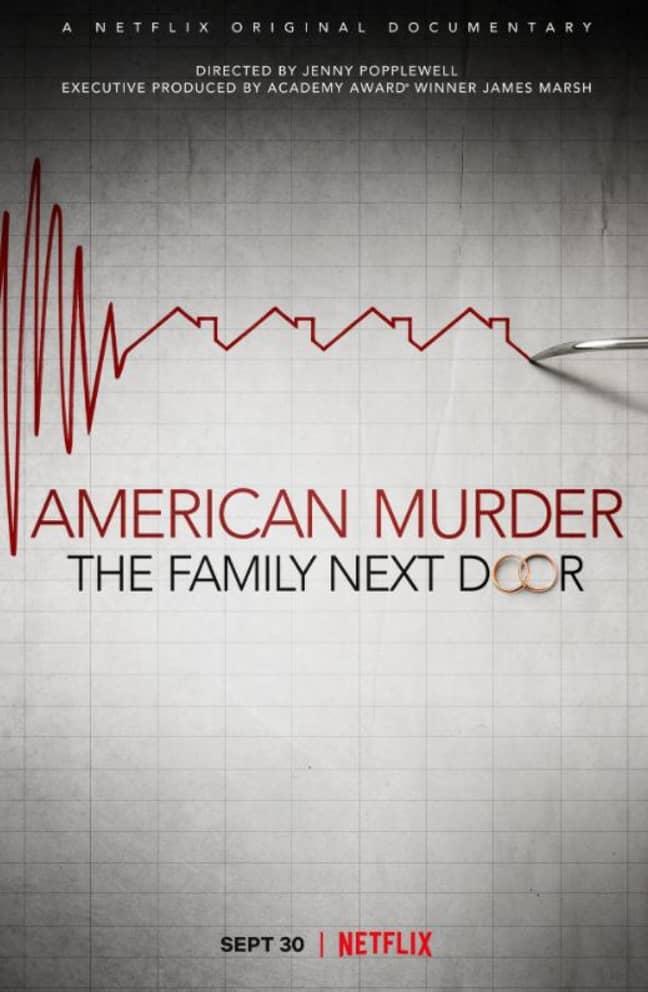 The documentary lands on 30 September. Credit: Netflix