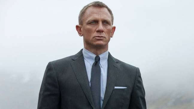 The REAL Daniel Craig as James Bond. Credit: Columbia Pictures