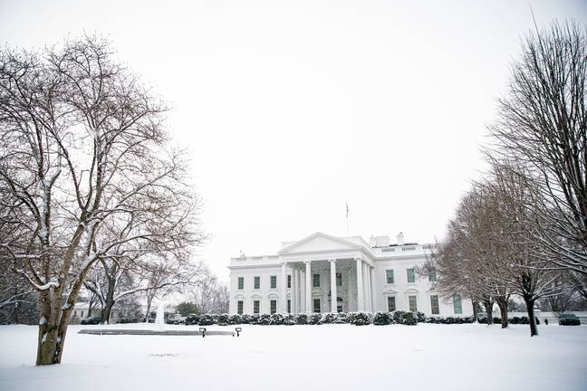 The White House. Credit: PA