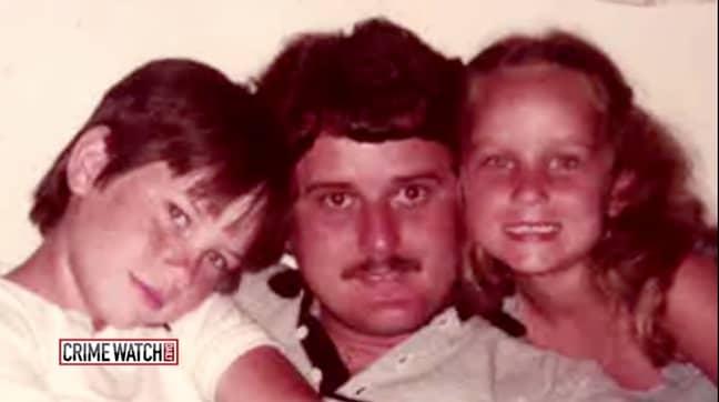 Bobby Joe Long children (Credit: Youtube/Crime Watch Daily)