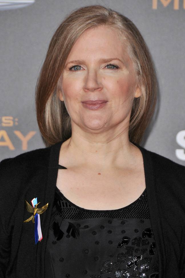 Suzanne Collins' new novel is set to come out in May. Credit: PA
