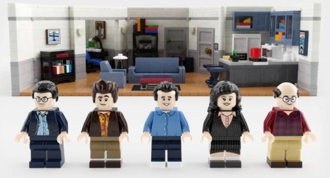 Credit: Brent Waller/LEGO Ideas