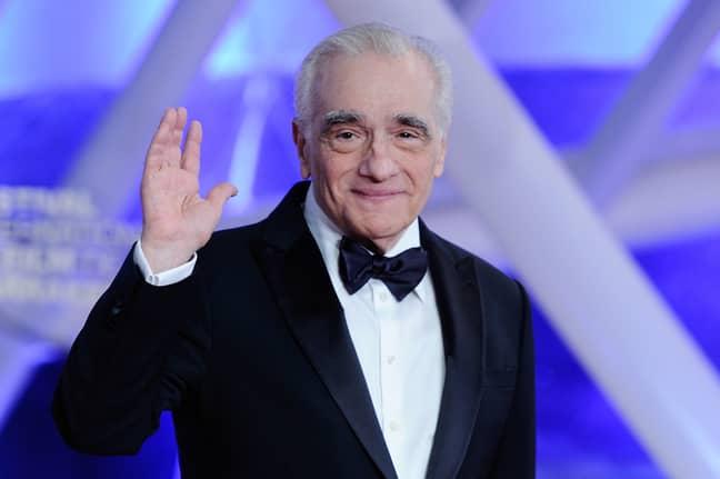 Martin Scorsese. Credit: PA