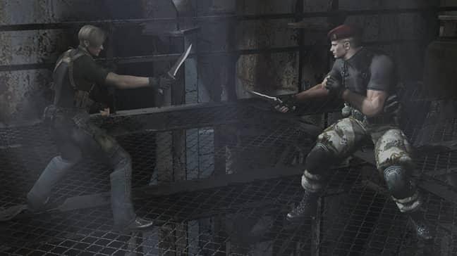 Resident Evil 4 / Credit: Capcom