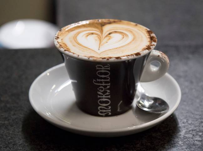 The study suggests heart health concerns shouldn't put you off having a coffee or two... or 25. Credit: PA
