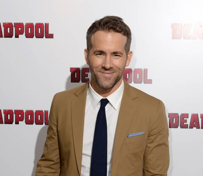 Ryan Reynolds. Credit: PA