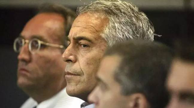 Epstein was already a convicted sex offender. Credit: PA