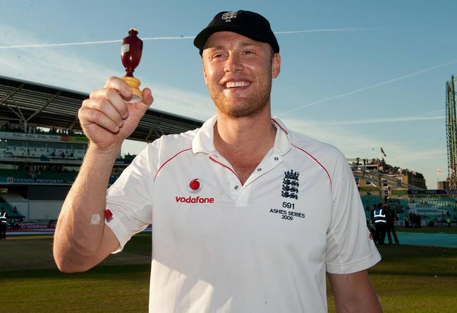 Freddie Flintoff said being known as a 'fat cricketer' affected his mental health. Credit: PA