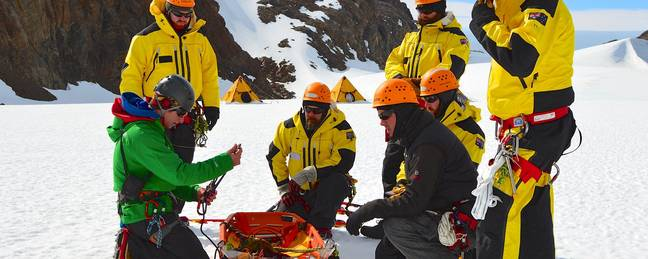 Credit: Australian Antarctic Program