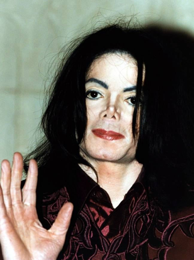 The late Michael Jackson, whose life Louis explored in another documentary called Louis, Martin and Michael. Credit: PA