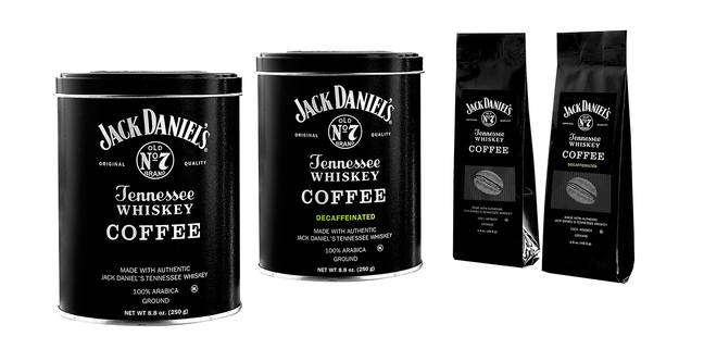 Jack Daniel's is selling whiskey-infused coffee, because why not? Credit: Jack Daniel's