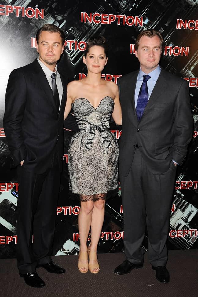 Even DiCaprio struggled to get his head around Nolan's complex plot. Credit: PA