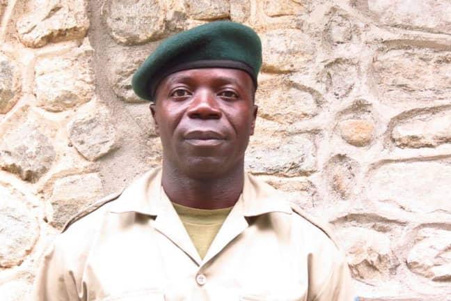 Ghislain Somba Alhadji. Credit: Game Rangers Association of Africa