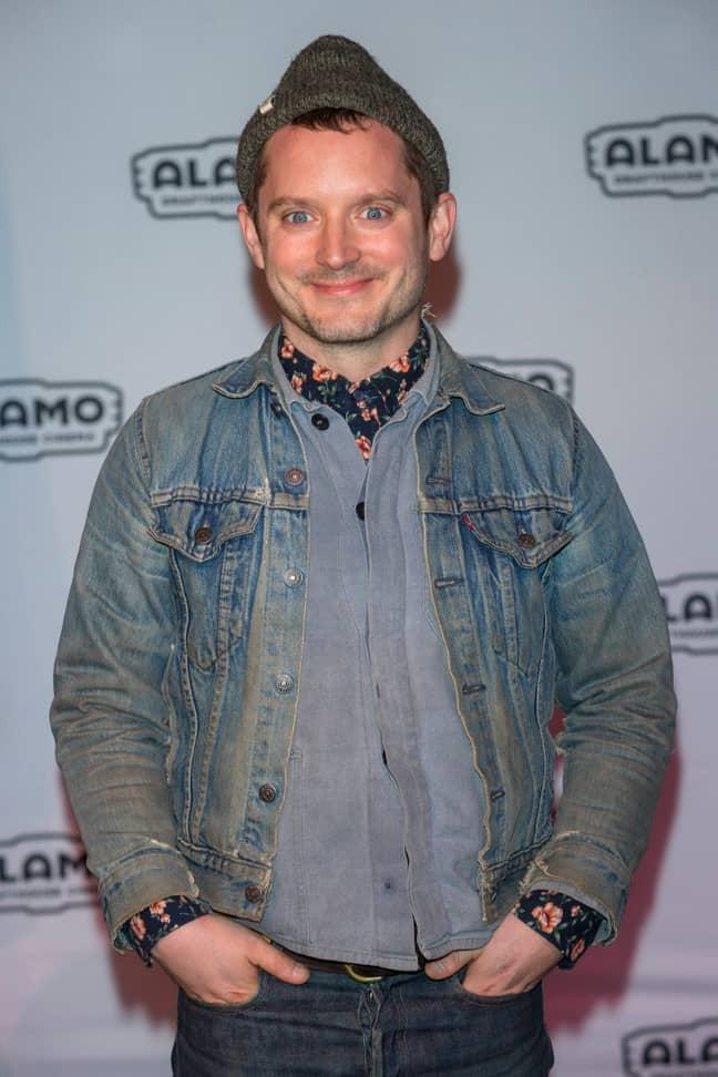Does he look like Elijah Wood? Credit: PA