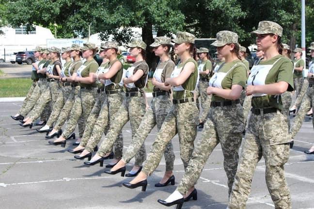 Credit: Ukraine Defence Ministry