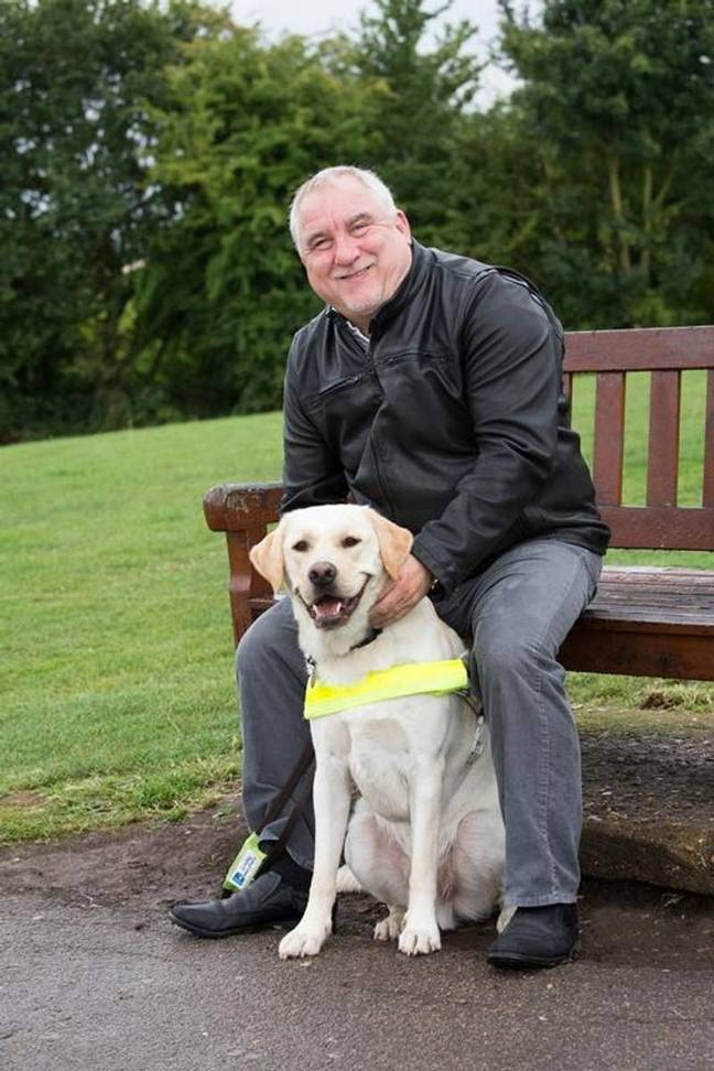 Credit: Guide Dogs