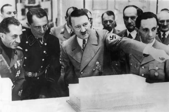 Adolf Hitler. Credit: PA