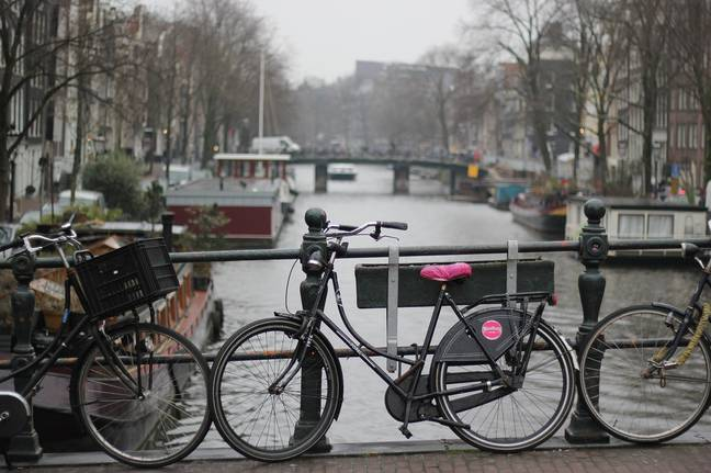 Amsterdam at Christmas. Credit: Pixabay