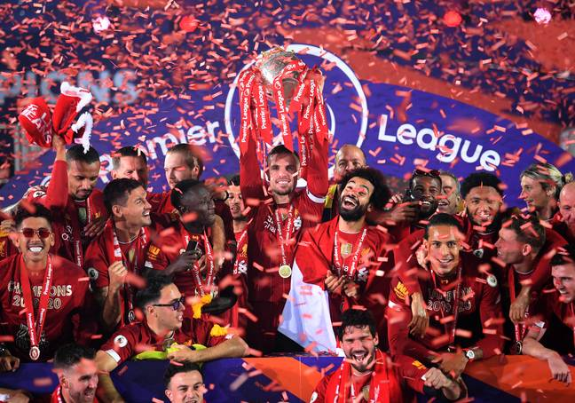 Premier League champions Liverpool are also set to join the closed league. Credit: PA