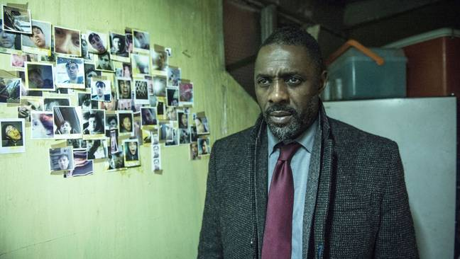 Luther first aired 10 years ago. Credit: BBC