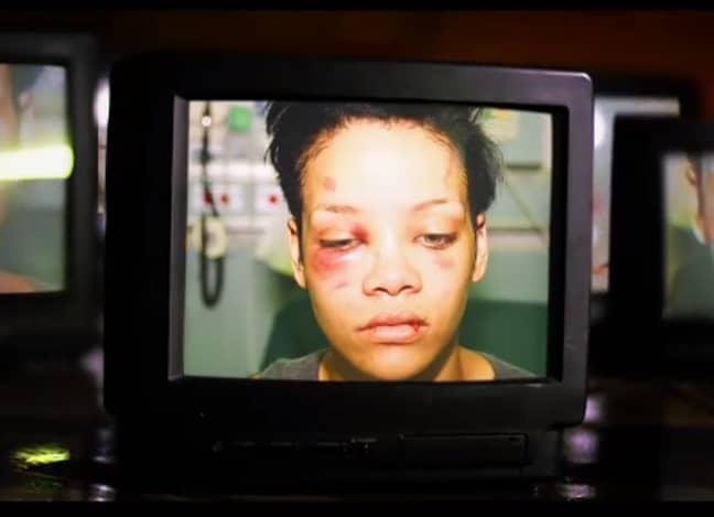 Rihanna assault