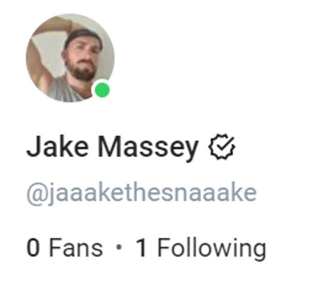 I've got no fans (the account I'm following is some OnlyFans support thing you're automatically signed up to). Credit: LADbible