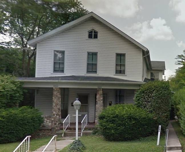 The family home. Credit: Google Street View
