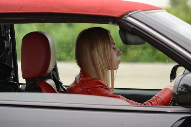Women are better drivers than men, a study has found. Credit: Pixabay