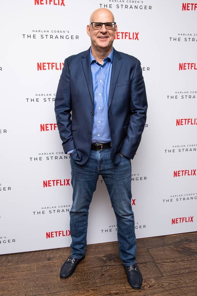 Coben has teased a trailer for the Netflix dramatisation of his novel, The Woods. Credit: PA