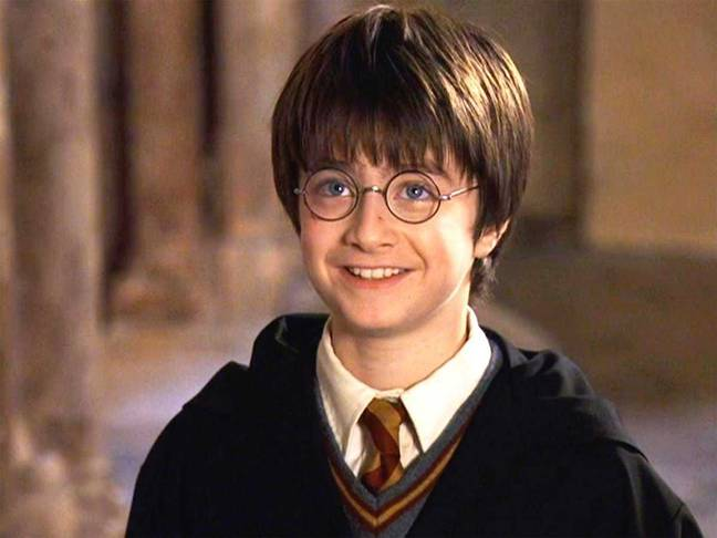 Radcliffe as Harry Potter. Credit: Warner Bros