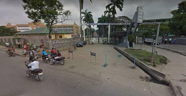 Lagos University Teaching Hospital. Credit: Google Maps