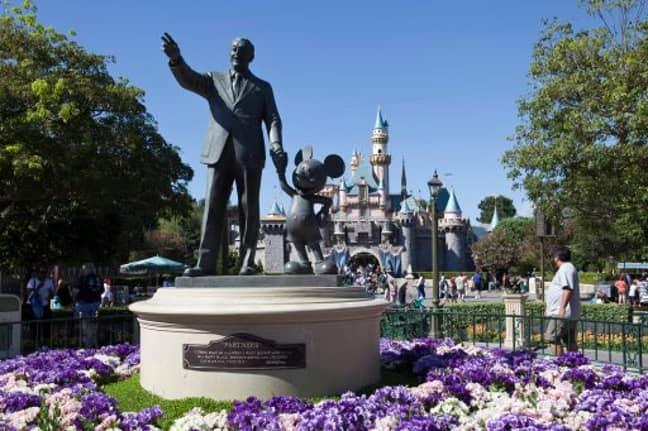 Disneyland in California will remain close until April. Credit: PA