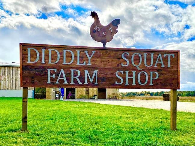 Credit: Facebook/Diddly Squat Farm Shop