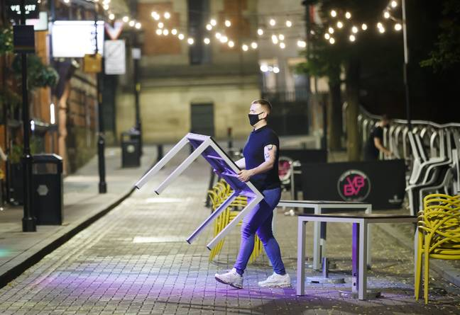 Nightlife across the UK has suffered during the pandemic. Credit: PA