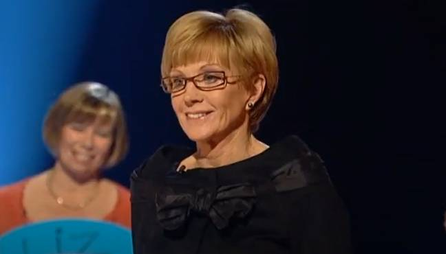 Turns out The Weakest Link was absolute smut. Who knew? Credit: BBC