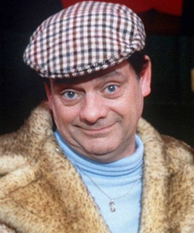 Does anyone even know what Del Boy's real name is? Credit: BBC