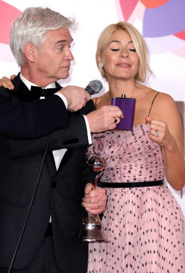 The pair have won the award for Best Daytime Show