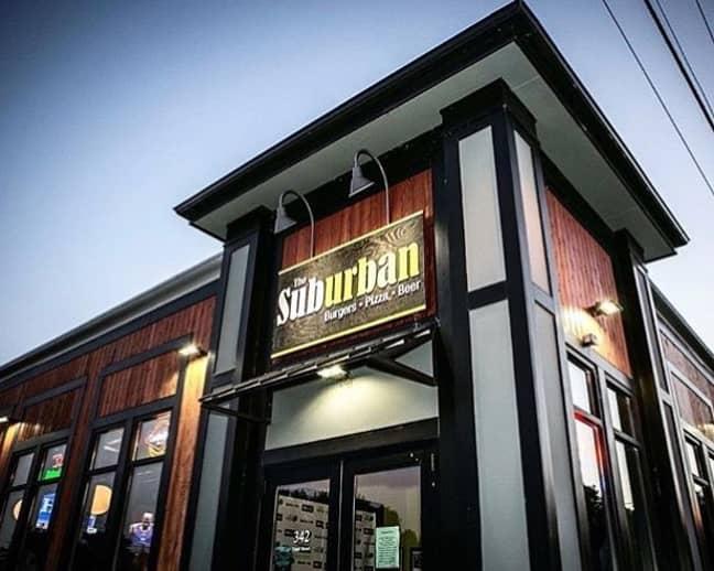 The Suburban restaurant. Credit: The Suburban/Instagram