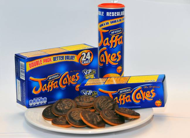 There are, apparently, 520 ways to eat a Jaffa Cake. Credit: PA