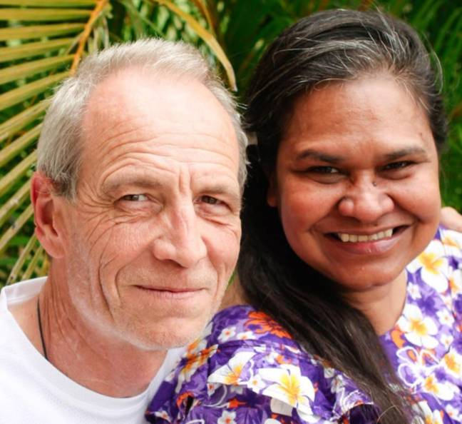 Mr Dorante-Day and his wife say they will continue their search for the truth. Credit: 7News
