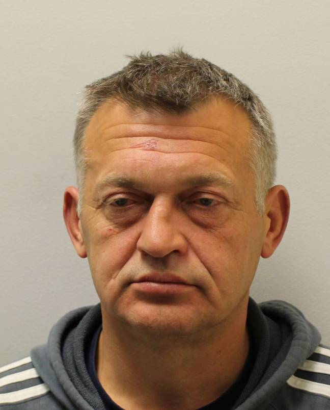 It's believed he may have fled for Germany. Credit: Met Police