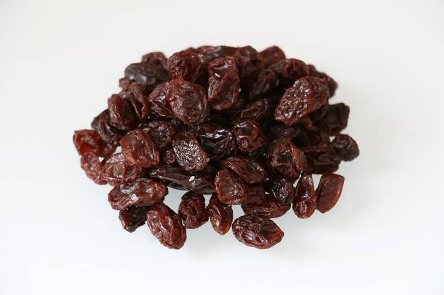 Dried fruits like raisins and dates can kill dogs in very small amounts. Credit: Pixabay