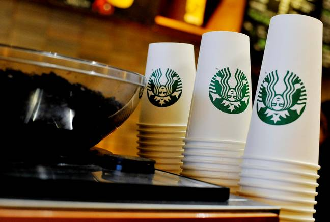 Starbucks said it takes 'great pride' in delivering safe beverages. Credit: PA