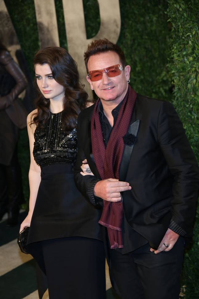Eve Hewson is Bono's daughter. Credit: PA