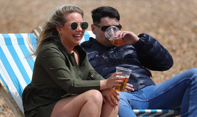 The government initially said the sale of takeaway pints would be banned. Credit: PA