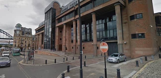 Newcastle Crown Court. Credit: Google Maps