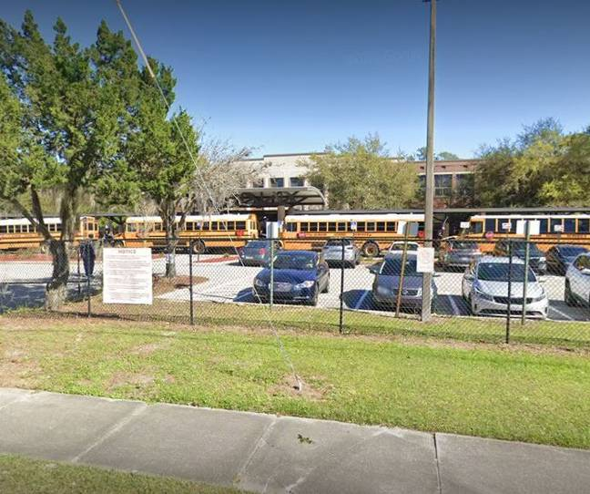 DuPont Middle School. Credit: Google Maps
