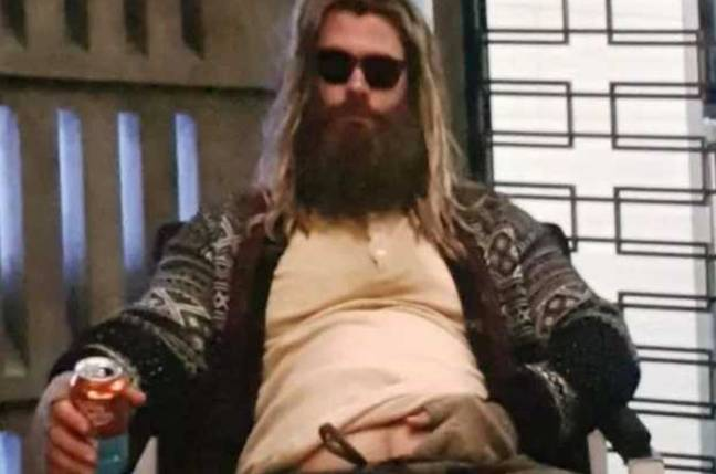 Thor's body in Avengers: Endgame is probably a step too far. Credit: Marvel/Disney
